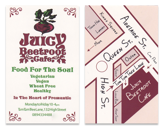 The Juicy Beetroot